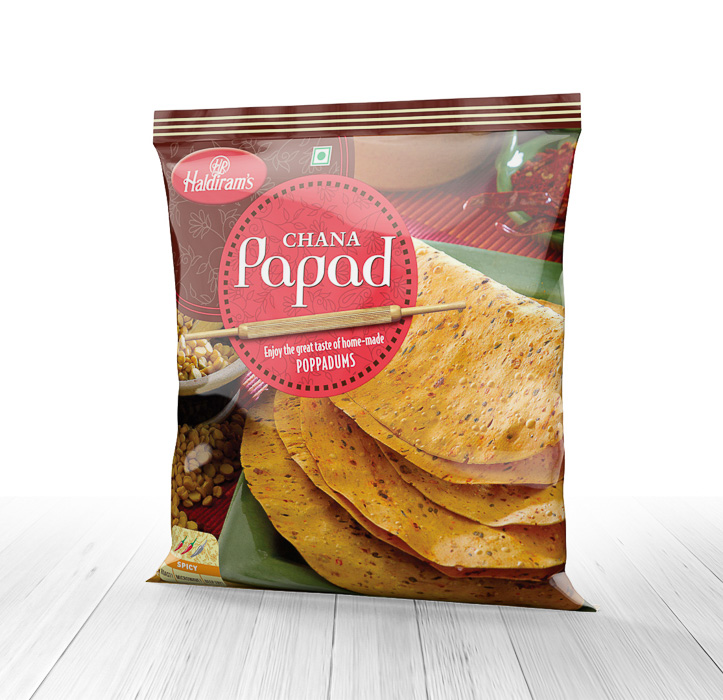 Chana Masala Papad(200gms)
