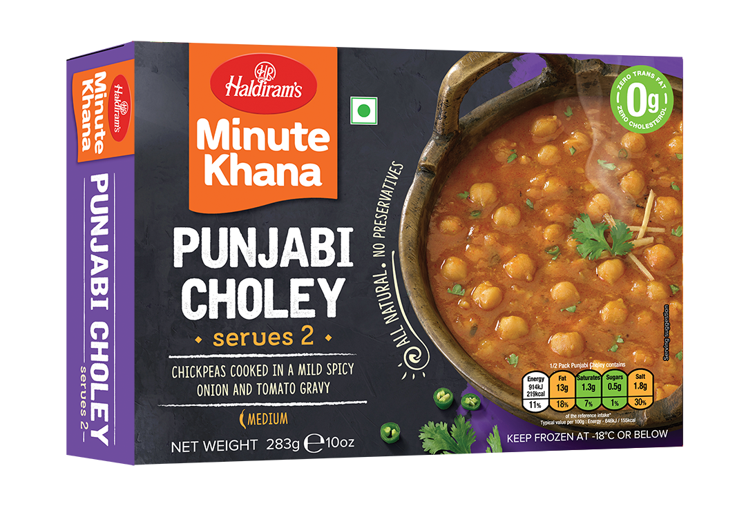 PUNJABI CHOLEY