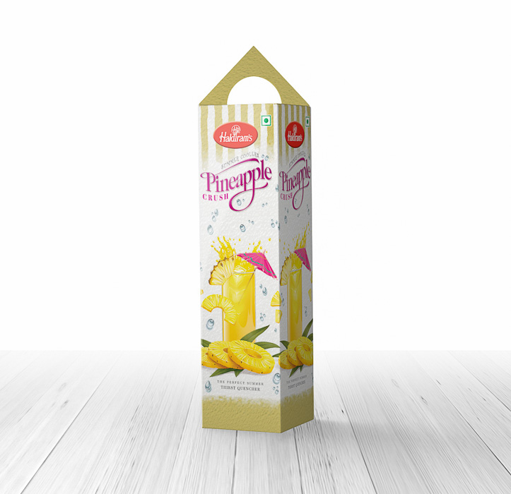 Pineapple Crush(750ml)