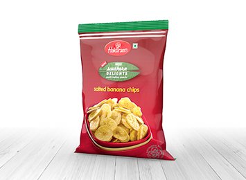 Salted Banana Chips(180gms)