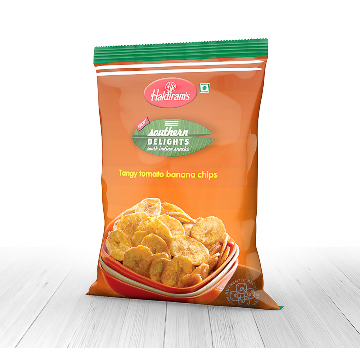 Banana Chips Tangy Tomato(200gms)