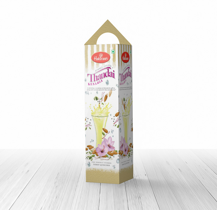 Thandai kesaria(750ml)