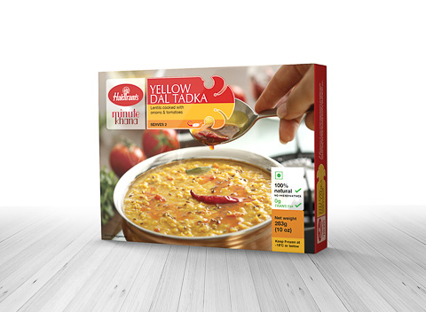 Yellow Dal Tadka(283gms/1kg)